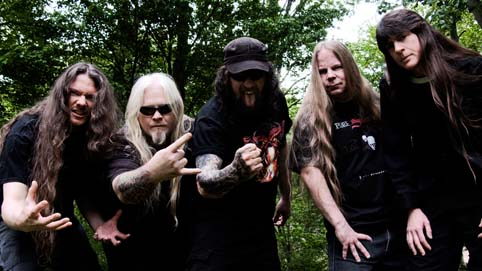 Prime Evil signed Inferno Records heavy metal