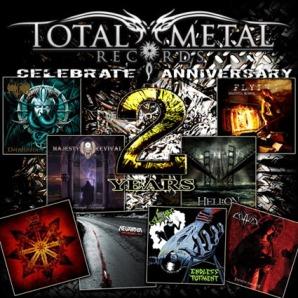 Total Metal Records 2 year anniversary June 10