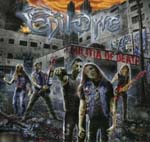 Evil one Militia of death heavy metal