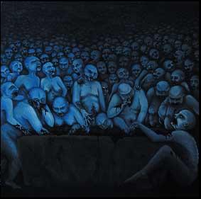 Murkrat Same Double Gatefold LP Zombie Ritual Fanzine news