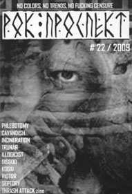 Rock Prospect Zine issue 22 review