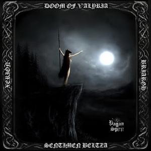 BRIARGH/XERIÓN/SENTIMEN BELTZA/DOOM OF VALYRIA Azermedoth Records