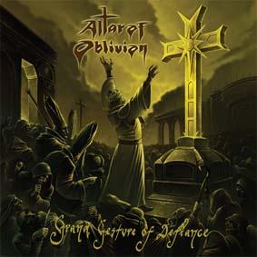 AltarofOblivionGrand Gesture of Defiance on News Zombie RitualZine