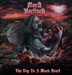 Blood Mortized The Key to a Black Heart review at Zombie Ritual Zine