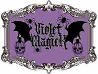 Violet Magick Demo Review at Zombie Ritual Zine