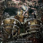 Witticism Anthems for the World's Downfall Review at Zombie Ritual Zine