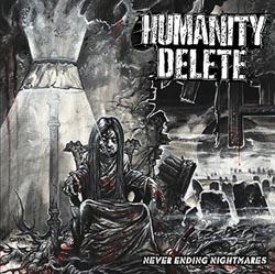 HumanityDelete ad at Zombie Ritual Zine