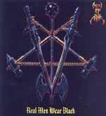 Men at Arms Real Men Wear Black Review at Zombie Ritual Zine