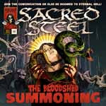 SACRED STEEL The Bloodshed Summoning Review at Zombie Ritual Zine