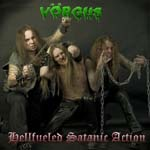 Vorgus Hellfueled Satanic Action Review at Zombie Ritual Zine