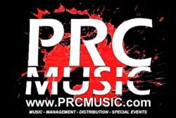 PRC music logo at Zombie Ritual Zine