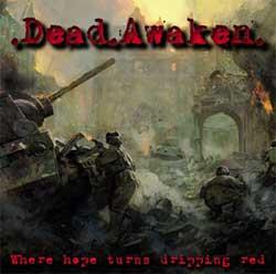 Dead Awaken ad at Zombie Ritual Zine