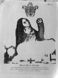 Obscuridad Infinita zine review at Zombie Ritual Zine