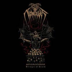 Necroccultus cover at Zombie Ritual ZIne
