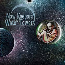 New Keepers of the Water Towers at Zombie Ritual Zine