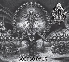 SKELETAL SPECTRE Voodoo Dawn at Zombie Ritual Zine