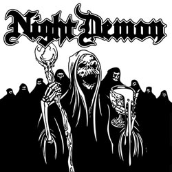 Night Demon at Zombie Ritual Zine