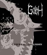 Golah cover art at Zombie Ritual Zine