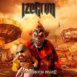 IZEGRIM cover art at Zombie Ritual Zine
