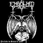 Embalmed Prelude to Satan's War cover art