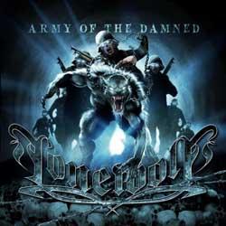 Lonewolf cover art at Zombie Ritual Zine
