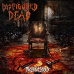 DISFIGURED DEAD Relentless cover art