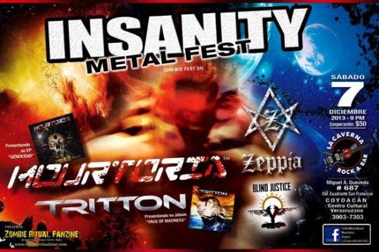 Insanity Metal Fest
