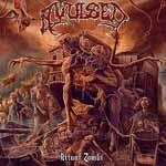 Avulsed Ritual Zombi cover art