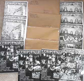 Scriptorium Magazine from Cuba