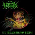 Aggressive Disorder demo cover art