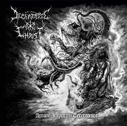 Decapitated Christ Arcane Impurity Ceremonies cover art