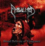 Embalmed Brutal delivery cover art