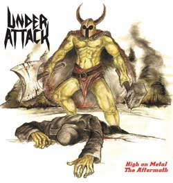 Underattack cover art