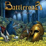 Battleroar cover art