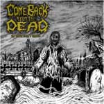 Come back from dead cover art