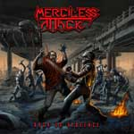 Merciless Attack cover art