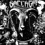 Saccage cover art
