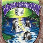 Wicked Inquisition album cover art