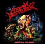 Atomik Destruktor cover art