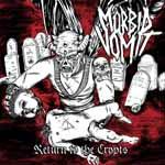 Morbid Vomit cover art