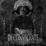 Deconsecrated cover art