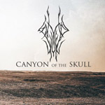 Canyon of the skull cover artwork