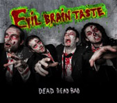 Evil Brain taste cover artwork