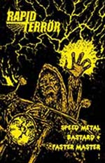 Rapid Terror cover artwork