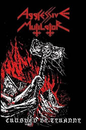 Aggressive Mutilator cover art