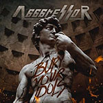 Aggressor bury your idols cover artwork